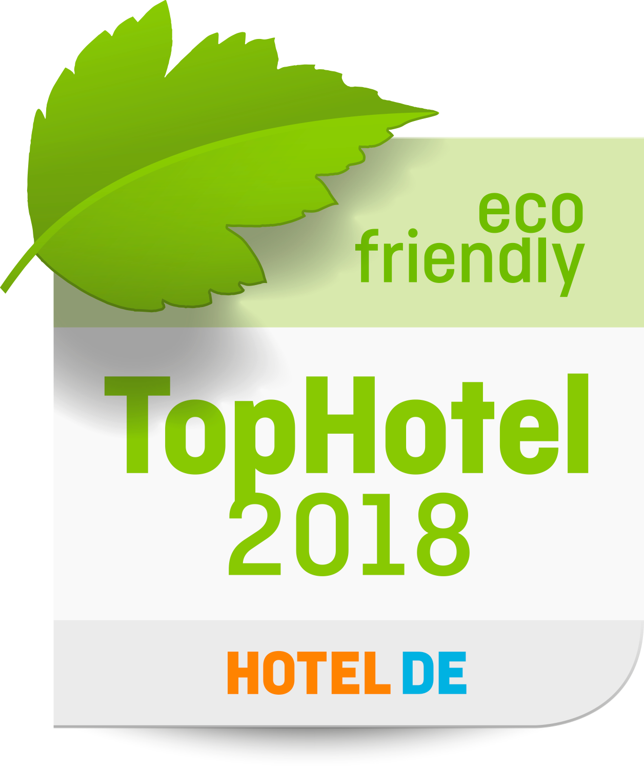 hotelde siegel ecofriendly farbig